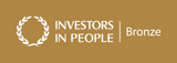 Investors in People Bronze Award logo